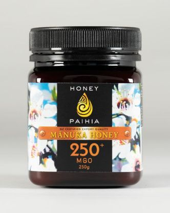 Picture of 250+ MGO (10+) Manuka Honey  - 250g